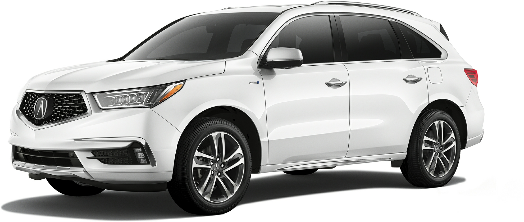 2017 acura mdx sport hybrid sh awd with advance package. Black Bedroom Furniture Sets. Home Design Ideas
