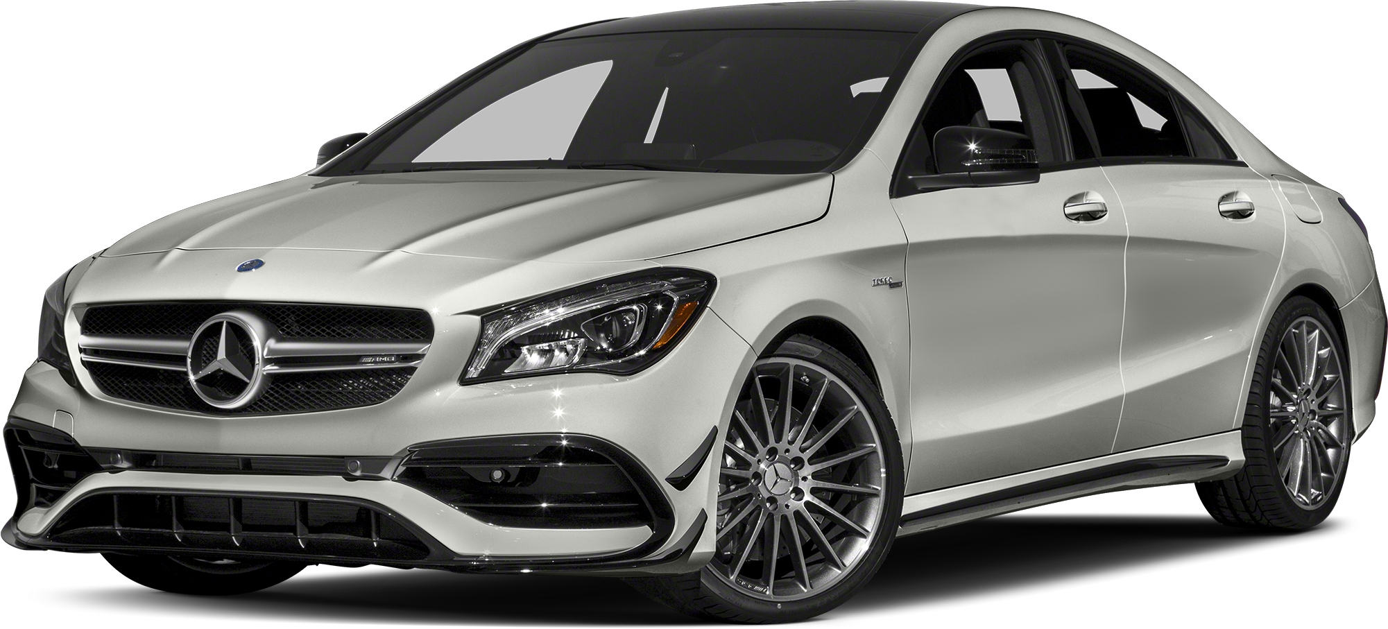 2018 mercedes benz cla amg 45 coupe 19036143 for sale. Black Bedroom Furniture Sets. Home Design Ideas