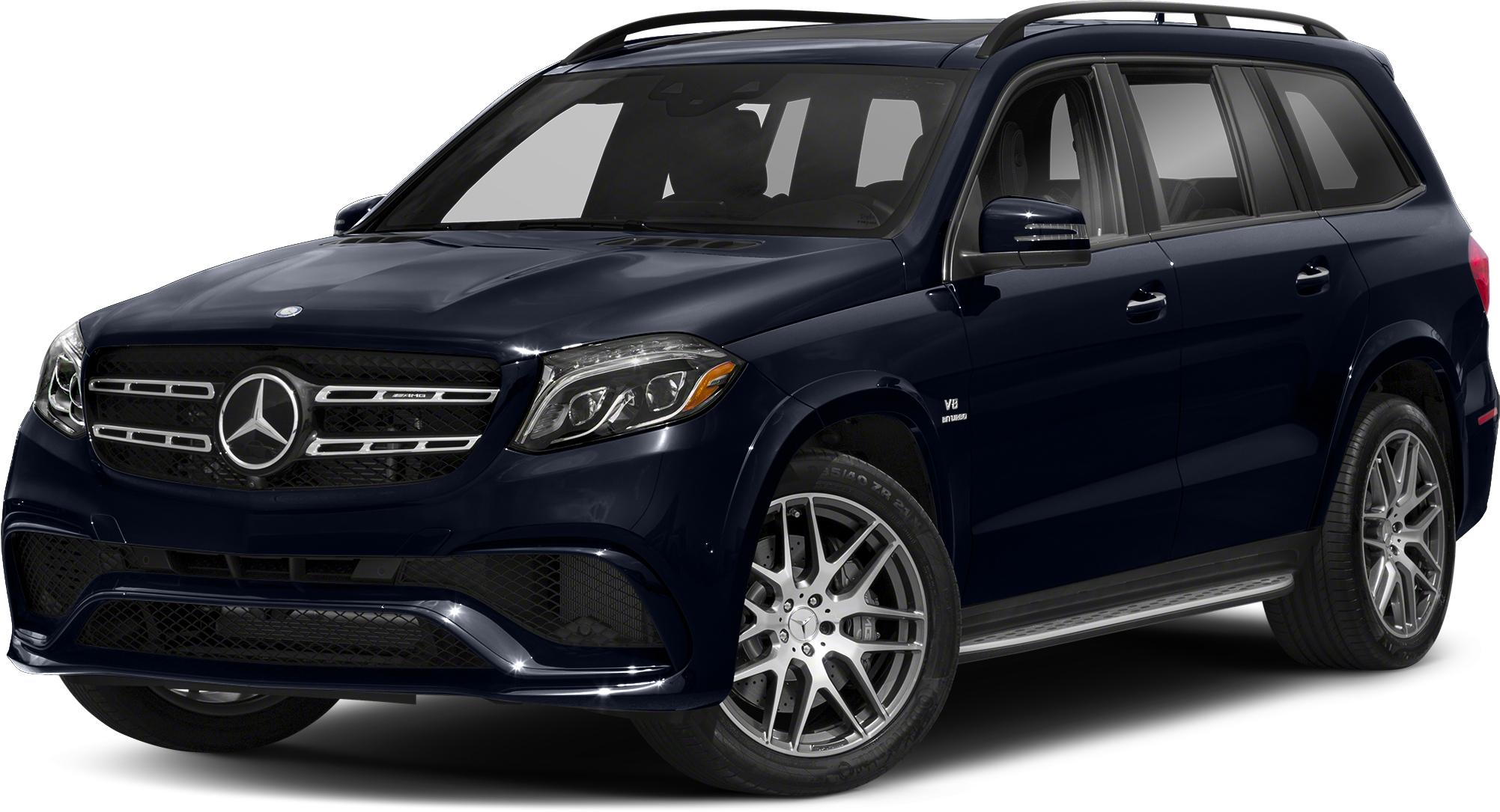 Mercedes Gls Amg >> 2019 Mercedes Benz Gls Amg 63 Suv