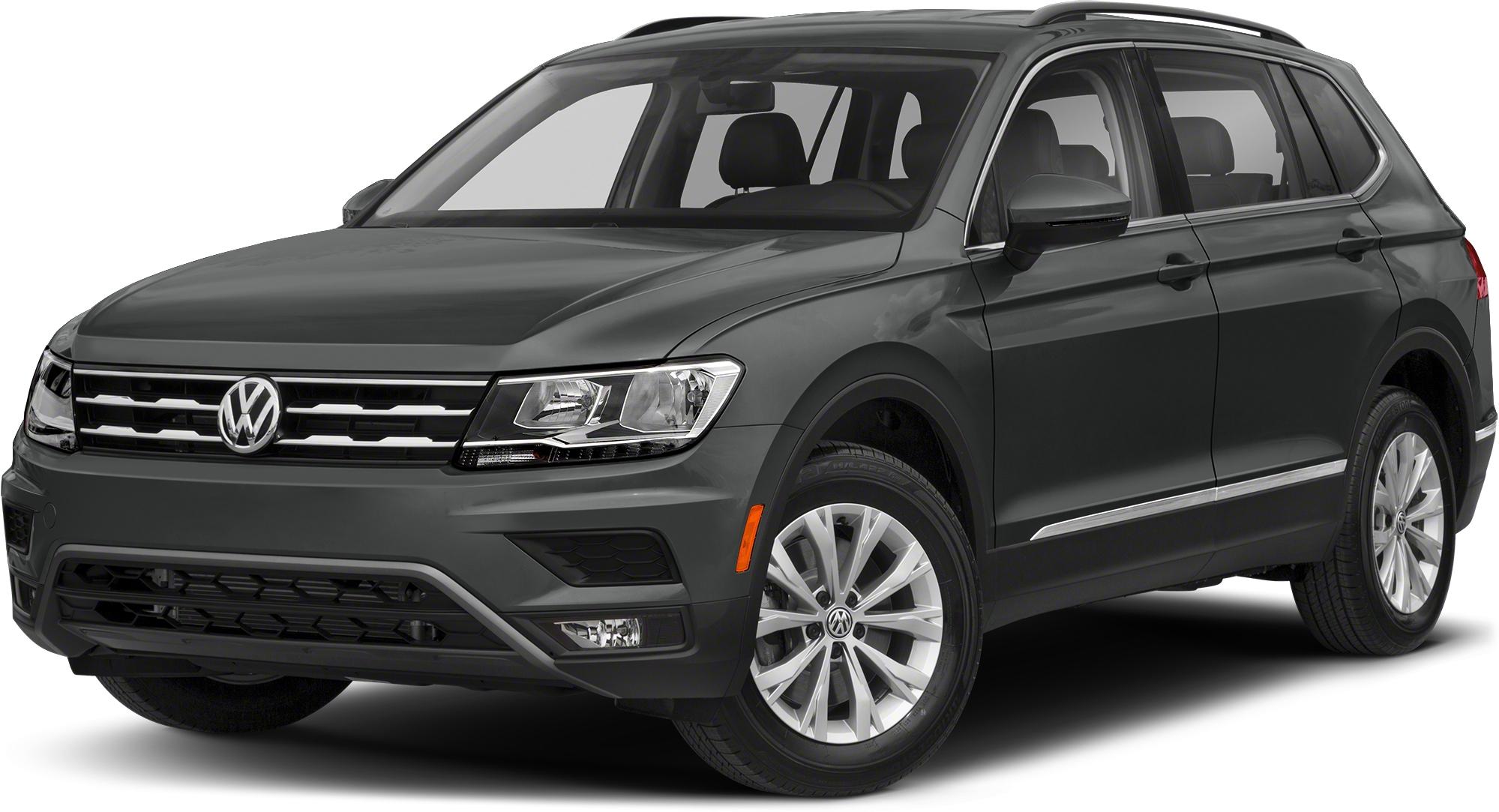 2019 Volkswagen Tiguan Sel Premium R Line Union Nj 27369144