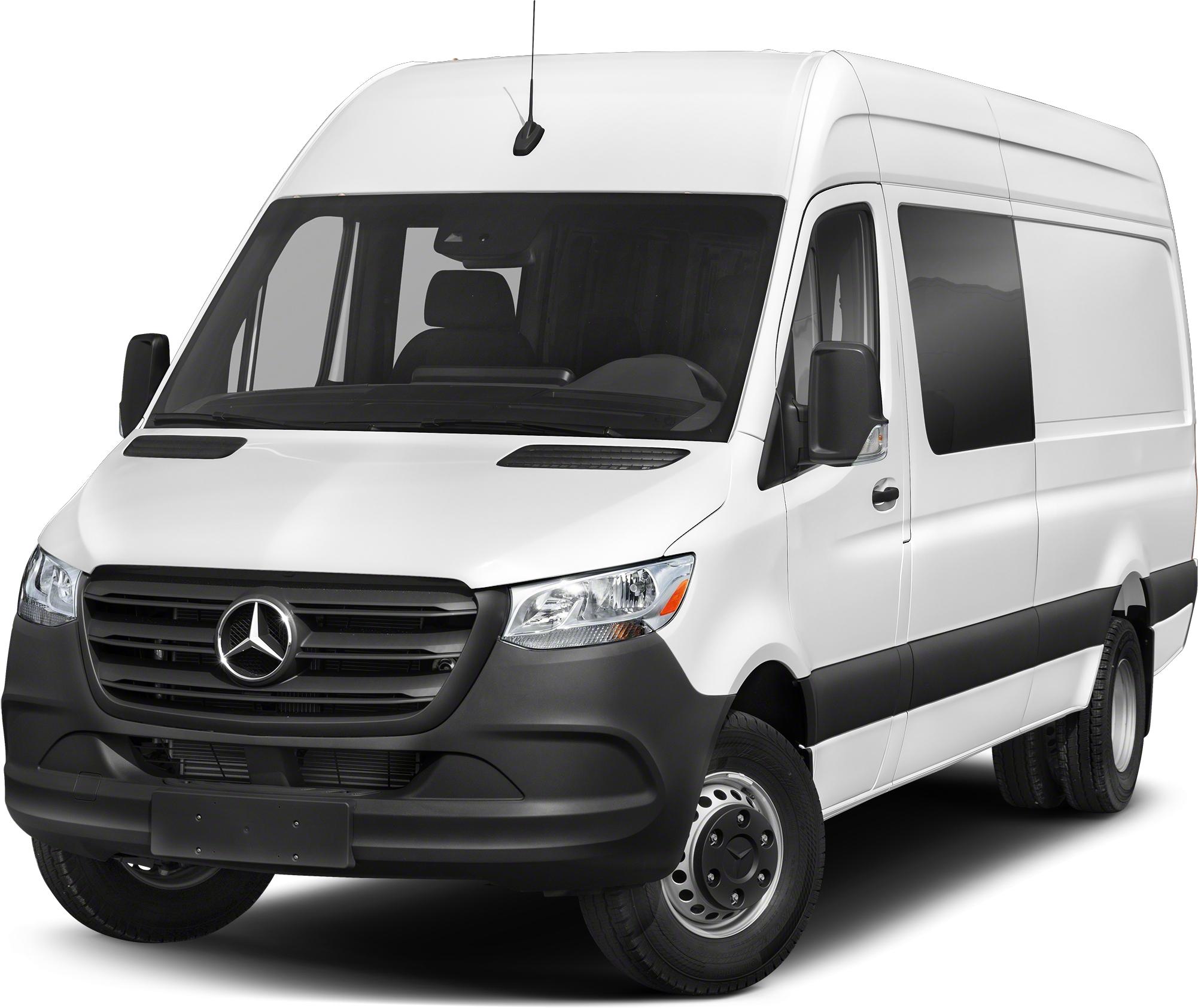 2019 Mercedes-Benz Sprinter 2500 Cargo Van Salem OR 29489728