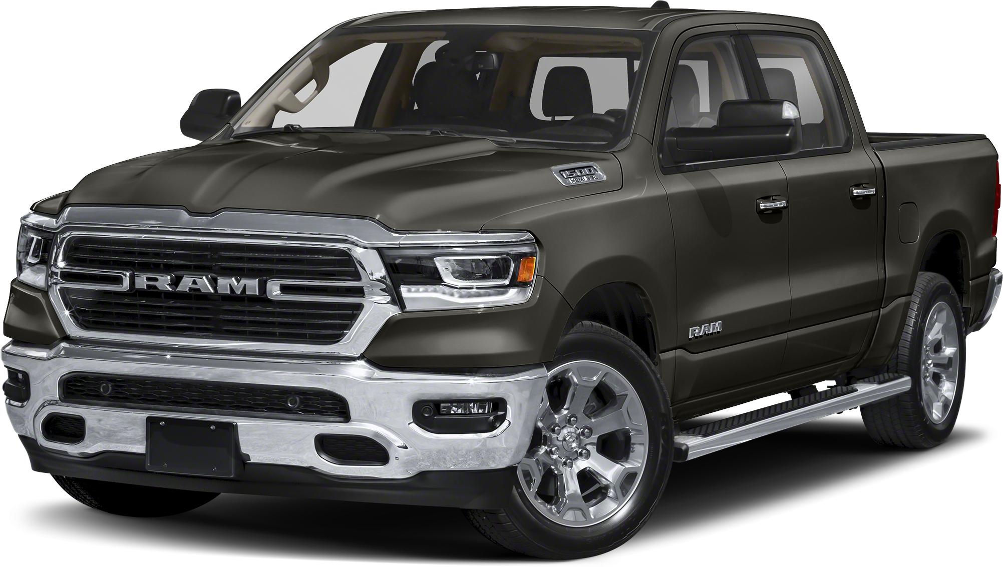 2019 Ram 1500 Big Horn/Lone Star 4x4 Crew Cab 5'7 Box St ...