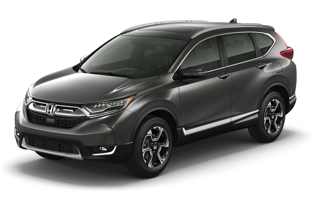2017_Honda_CR-V_Touring_ Oklahoma City OK