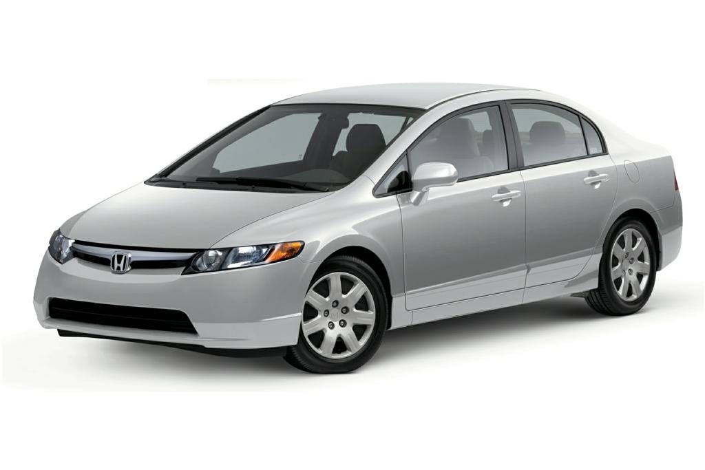 2007 Honda Civic LX Oklahoma City OK