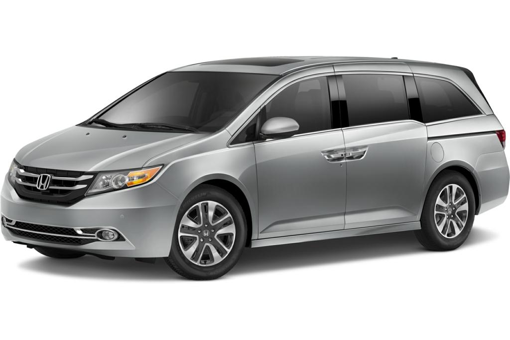 2017 Honda Odyssey Touring Oklahoma City OK