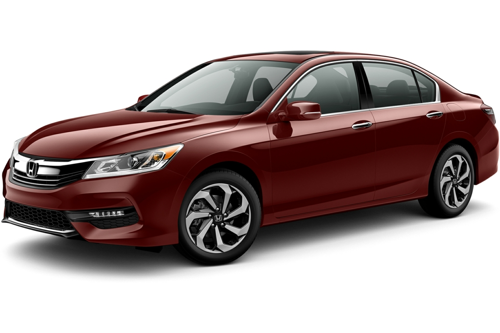 2017 Honda Accord EX-L Oklahoma City OK
