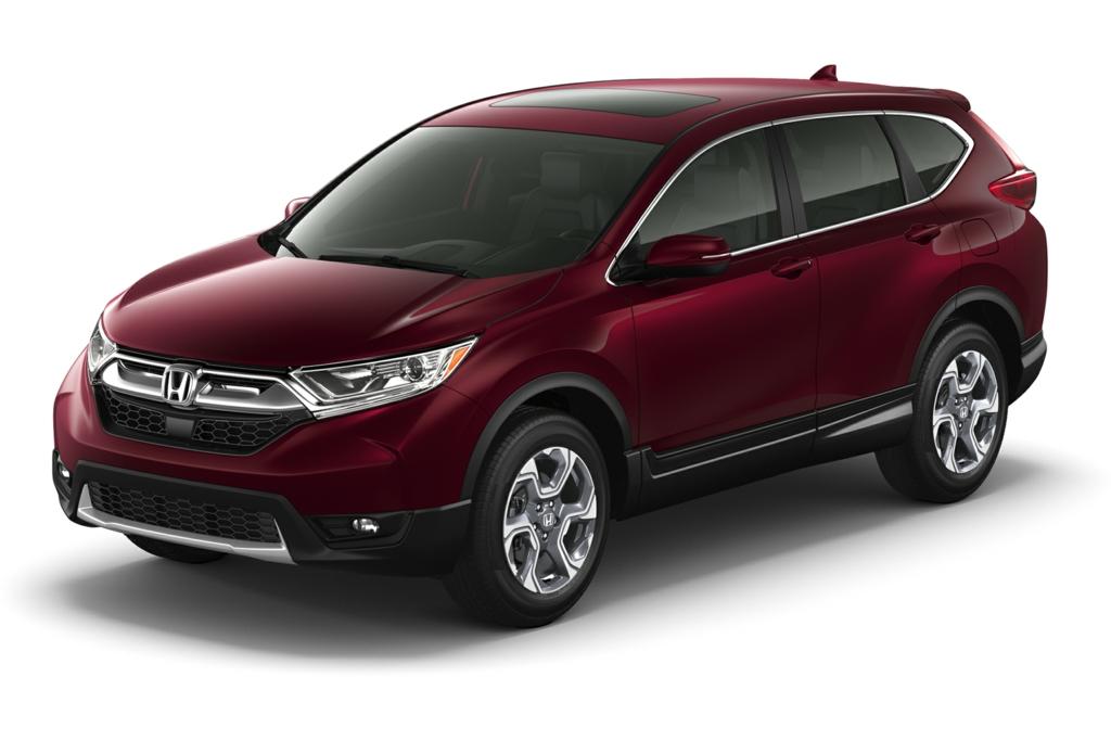 2017 Honda CR-V EX Oklahoma City OK