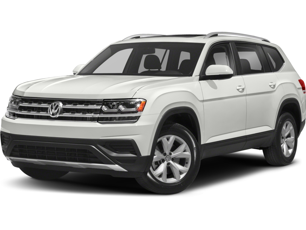 2018 Volkswagen Atlas V6 SEL 4Motion Orwigsburg PA