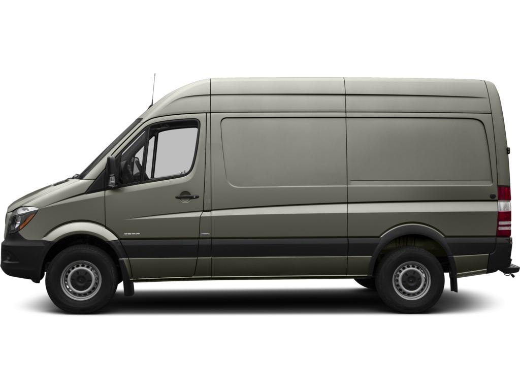 2017 mercedes benz sprinter cargo 2500 salem or 19023798 for 2017 mercedes benz 2500 standard roof v6 4wd passenger van