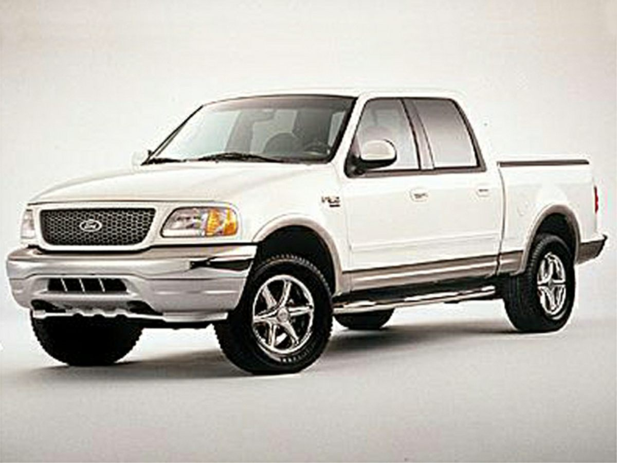 2001 Ford F-150 Beige You win Yeah baby Creampuff This beautiful 2001 Ford F-150 is not going