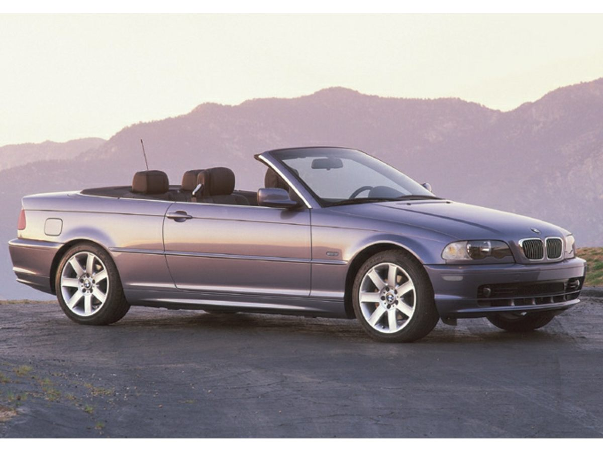2002 BMW 3 Series 325CI Greensboro NC