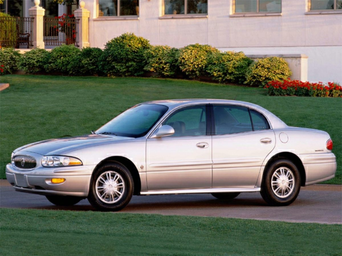 2002 Buick LeSabre Custom Yeah baby You Win Put down the mouse because this 2002 Buick LeSabre