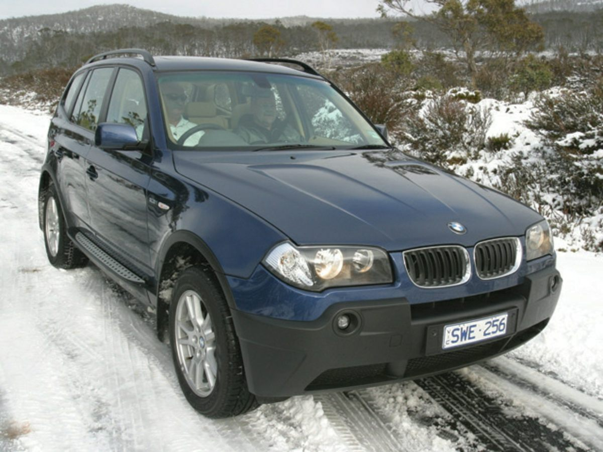 2006 BMW X3 30i Gray You Win Yeah baby Creampuff This attractive 2006 BMW X3 is not going to