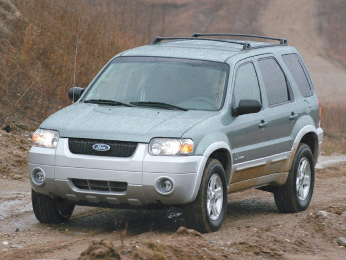 2005 Ford Escape Hybrid 4D Sport Utility