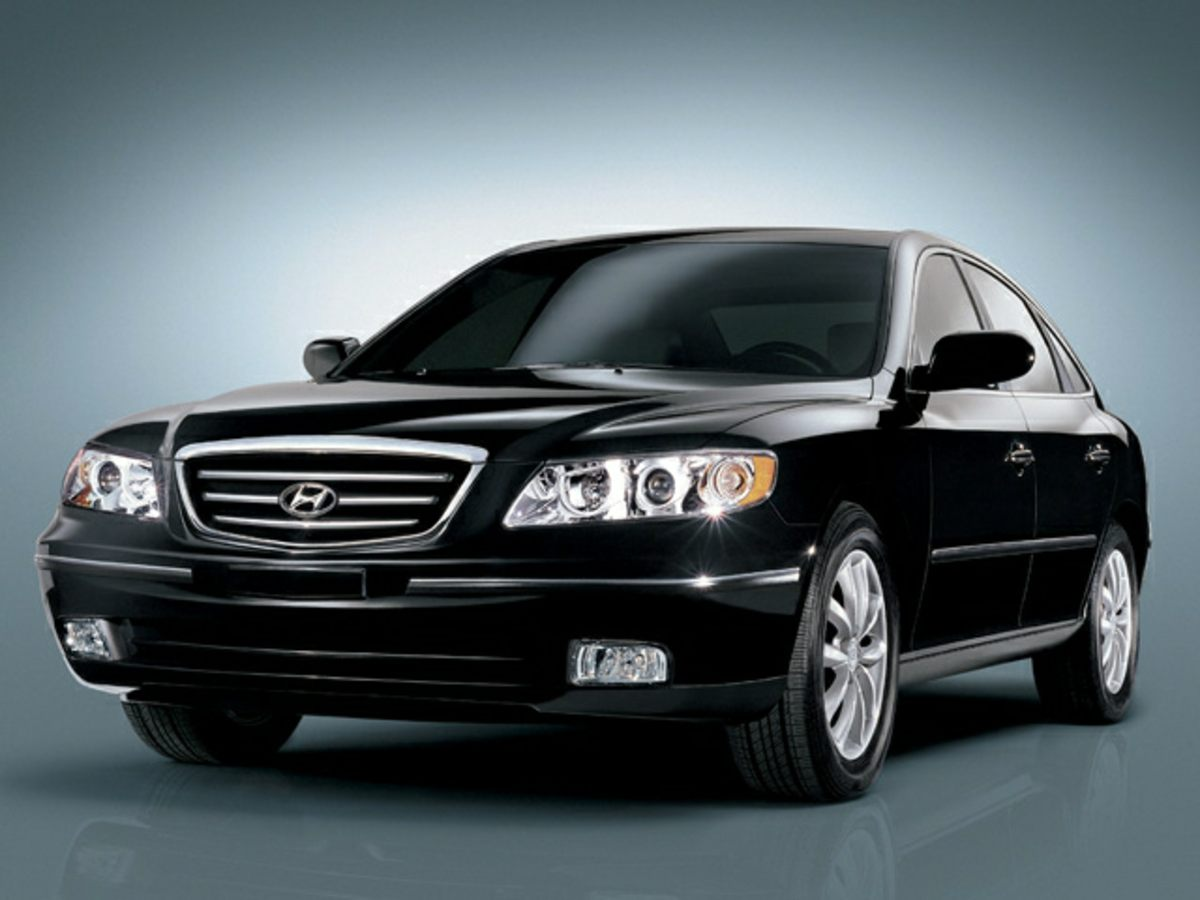 2006 Hyundai Azera Oh yeah You win Creampuff This charming 2006 Hyundai Azera is not going to