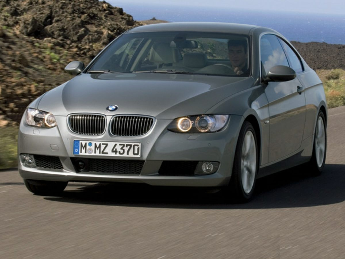 2007 BMW 3 Series 328i xDrive