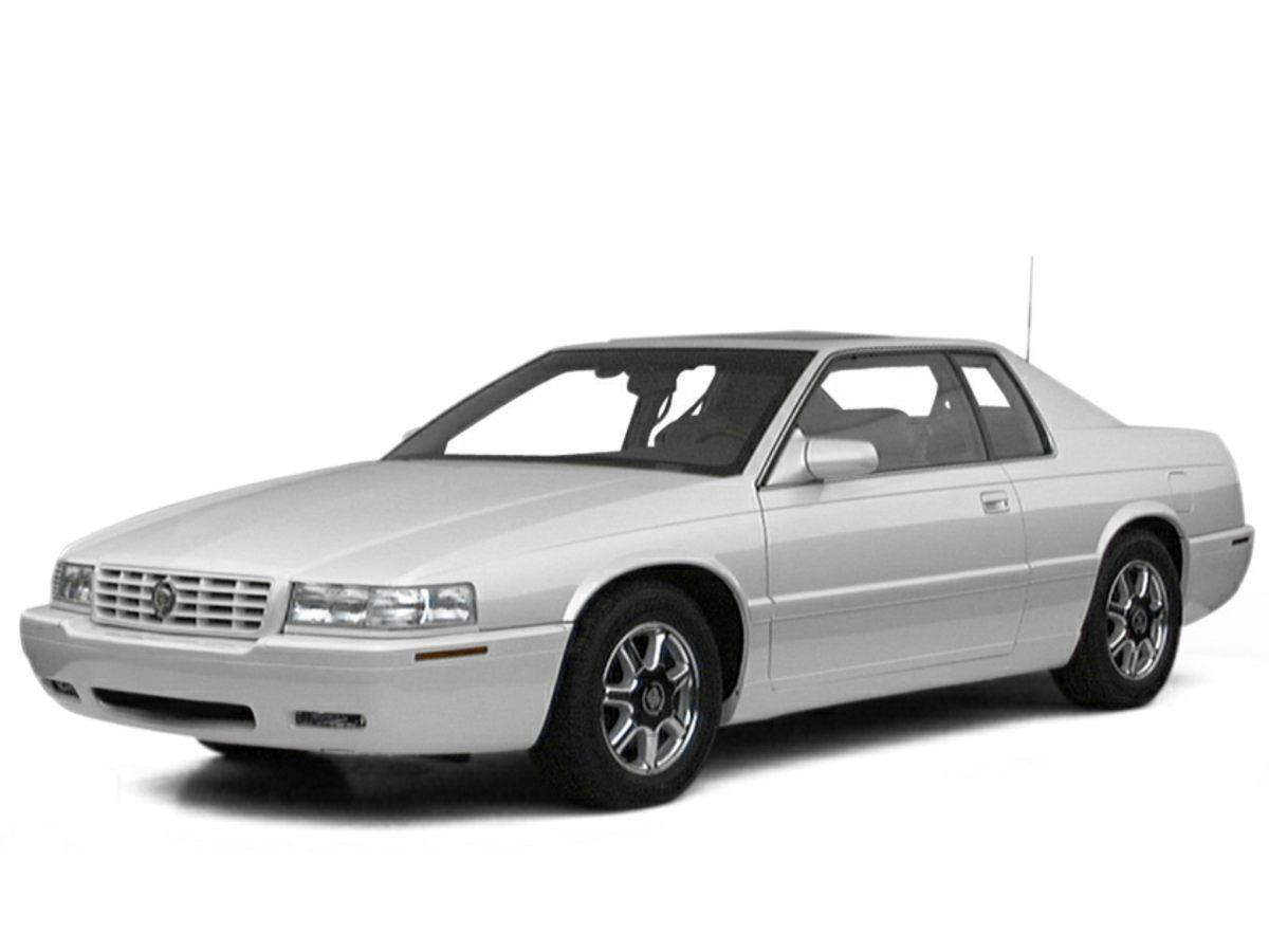 2000 Cadillac Eldorado ETC Leather SeatsLeather Seat Trim4 Speakers4-Wheel Disc BrakesAir Cond