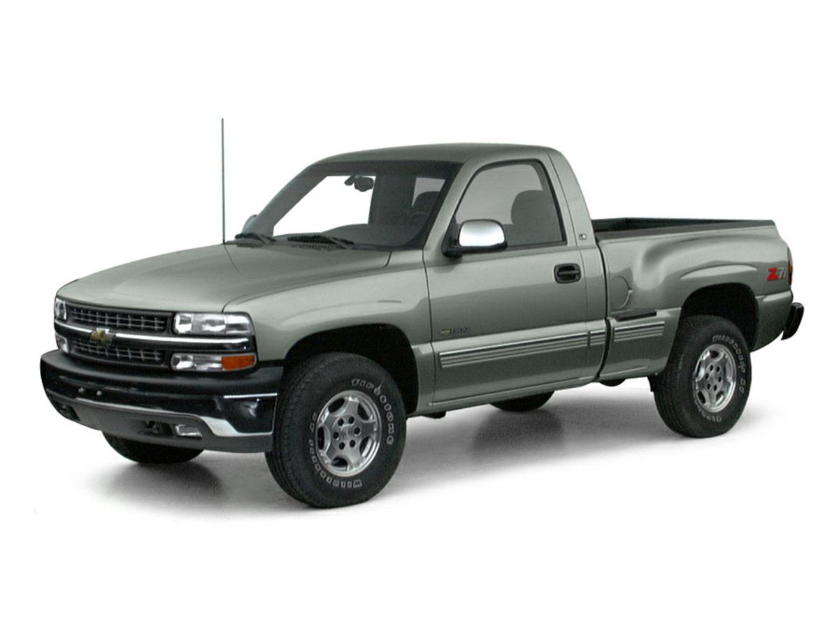 2000 Chevrolet Silverado 1500 342 Axle RatioFleetside Body Ordering CodeIlluminated entryDispl
