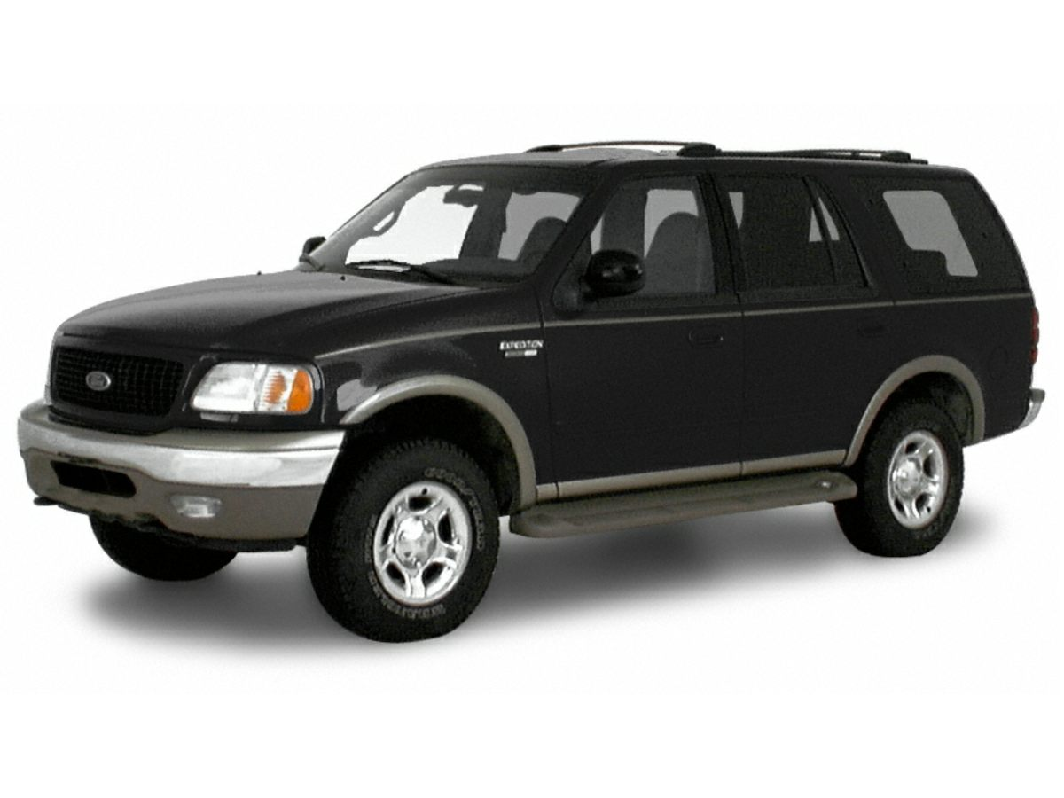 2000 Ford Expedition Eddie Bauer 4D Sport Utility