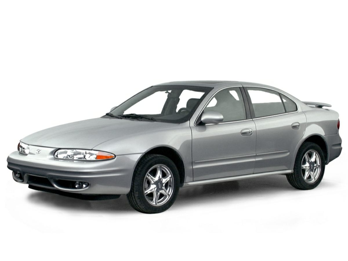2000 Oldsmobile Alero GLS Silver Keyless Remote Lock Control Package6 SpeakersAMFM radioCasset