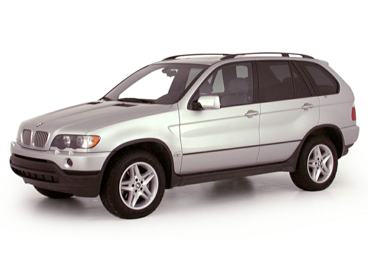 2001 BMW X5 30 Black CAR FAX ONE OWNER LOADED UP 2001 BMW X5 BLACK WITH TAN LEATHER INTERIOR A