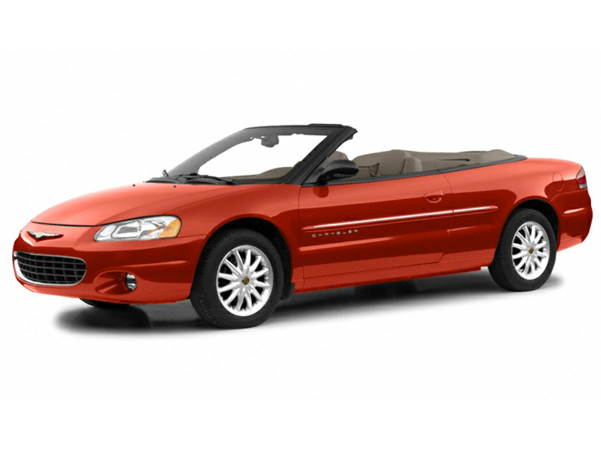 2001 Chrysler Sebring Limited Blue Look Look Look You win Set down the mouse because this 20