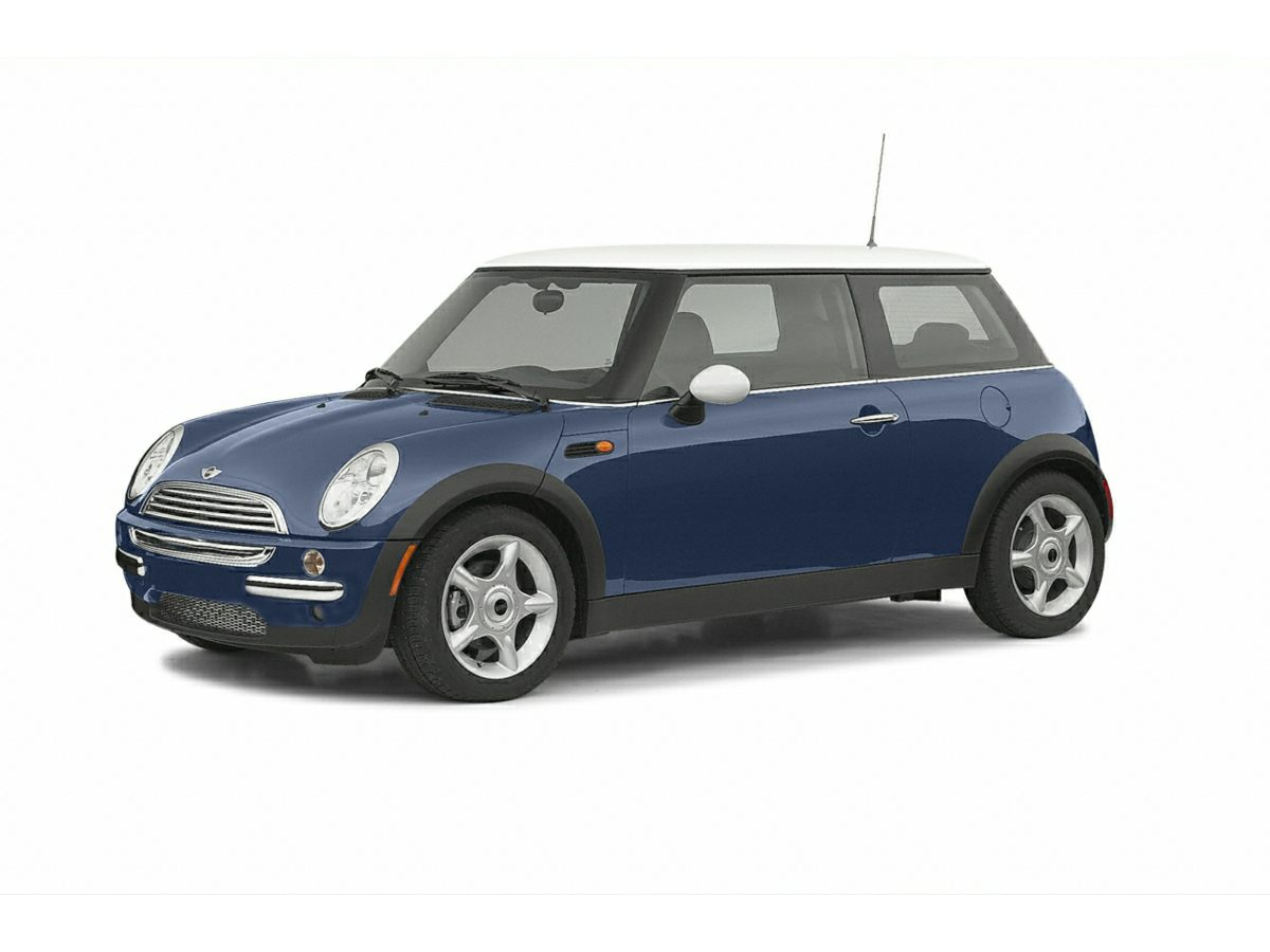 2002 Mini Cooper Base Red 6 SpeakersAMFM radioAMFM Stereo wCD PlayerCD playerRadio data sys