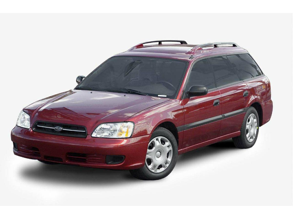 2002 Subaru Legacy L 4D Station Wagon