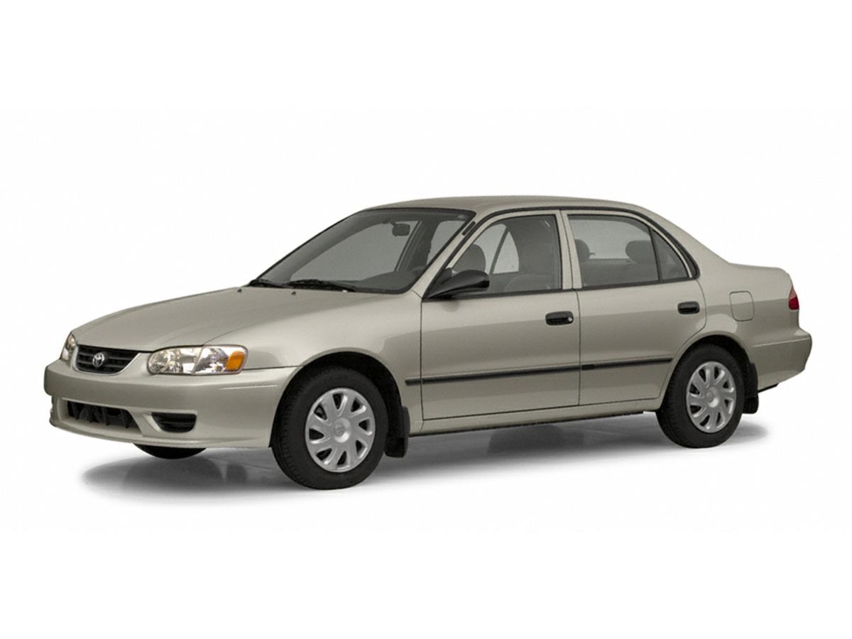 2001 toyota corolla for sale in erie pa cargurus. Black Bedroom Furniture Sets. Home Design Ideas