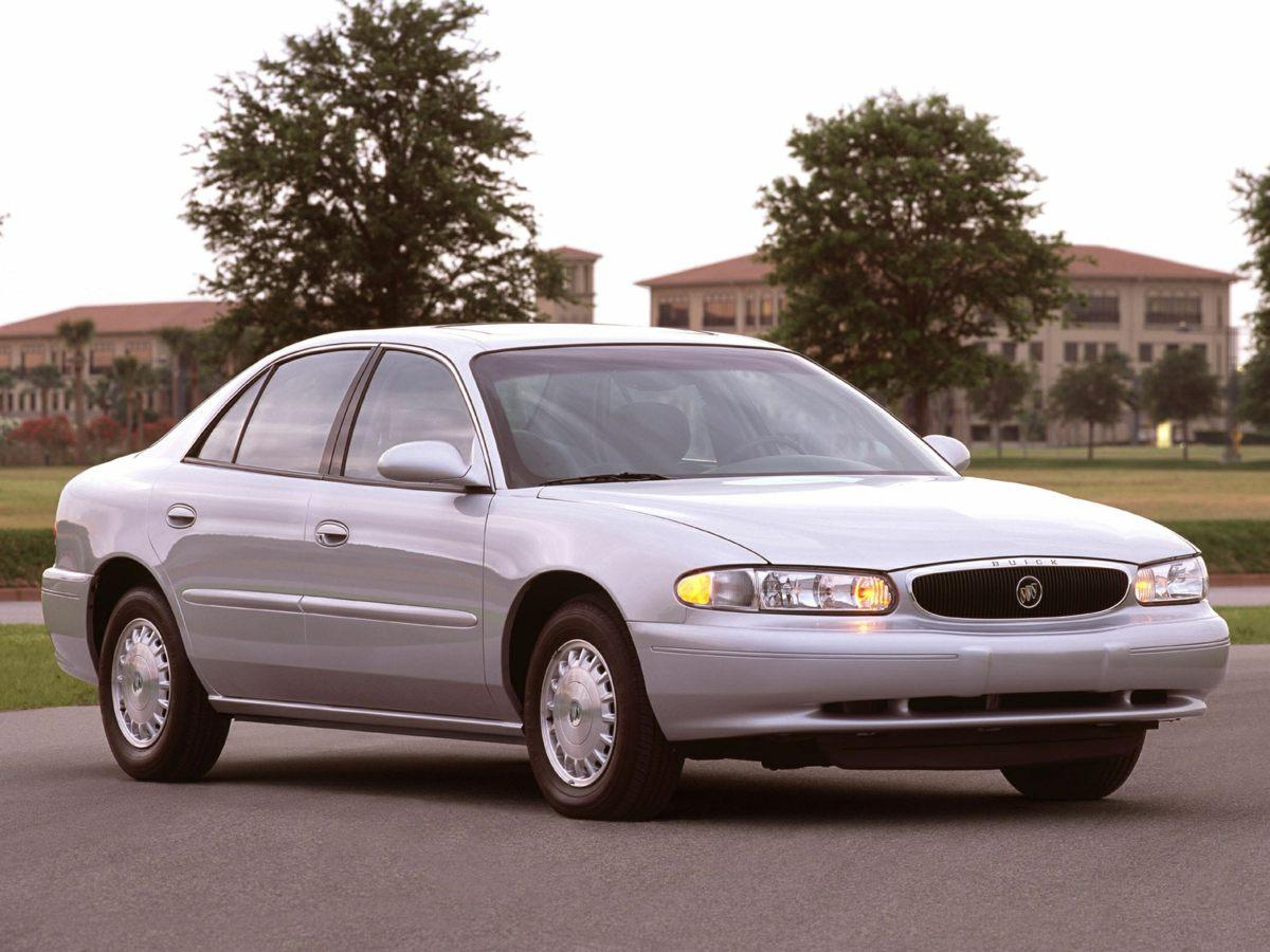 2003 Buick Century Custom 4D Sedan