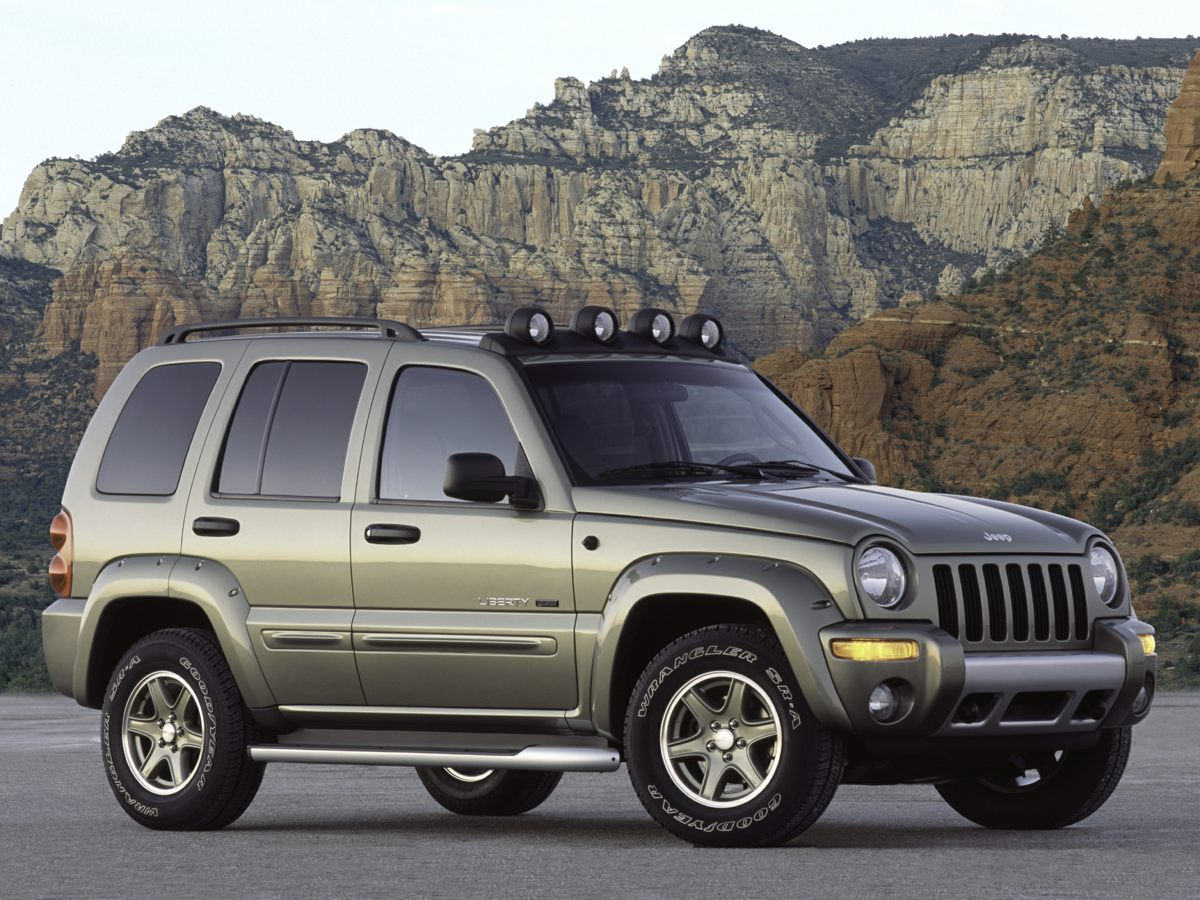 2003 Jeep Liberty car for sale in Detroit
