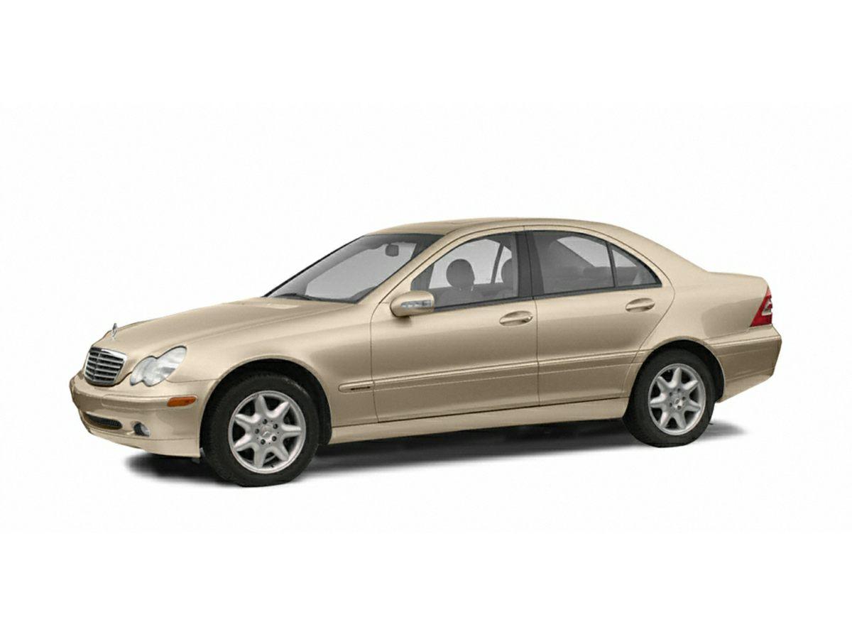 2003 Mercedes-Benz C-Class near Rutland VT 05701 for $2,950.00