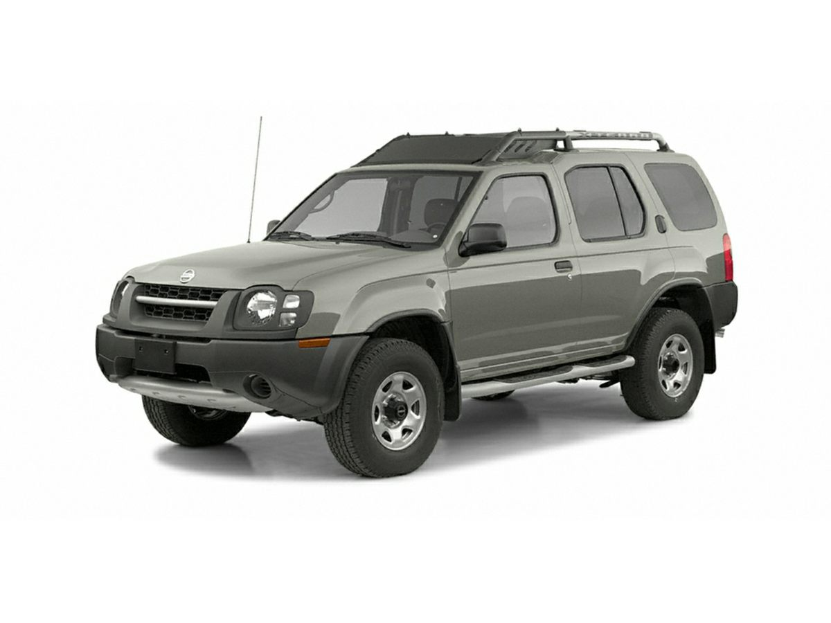 2003 Nissan Xterra Black You Win Yeah baby Creampuff This gorgeous 2003 Nissan Xterra is not