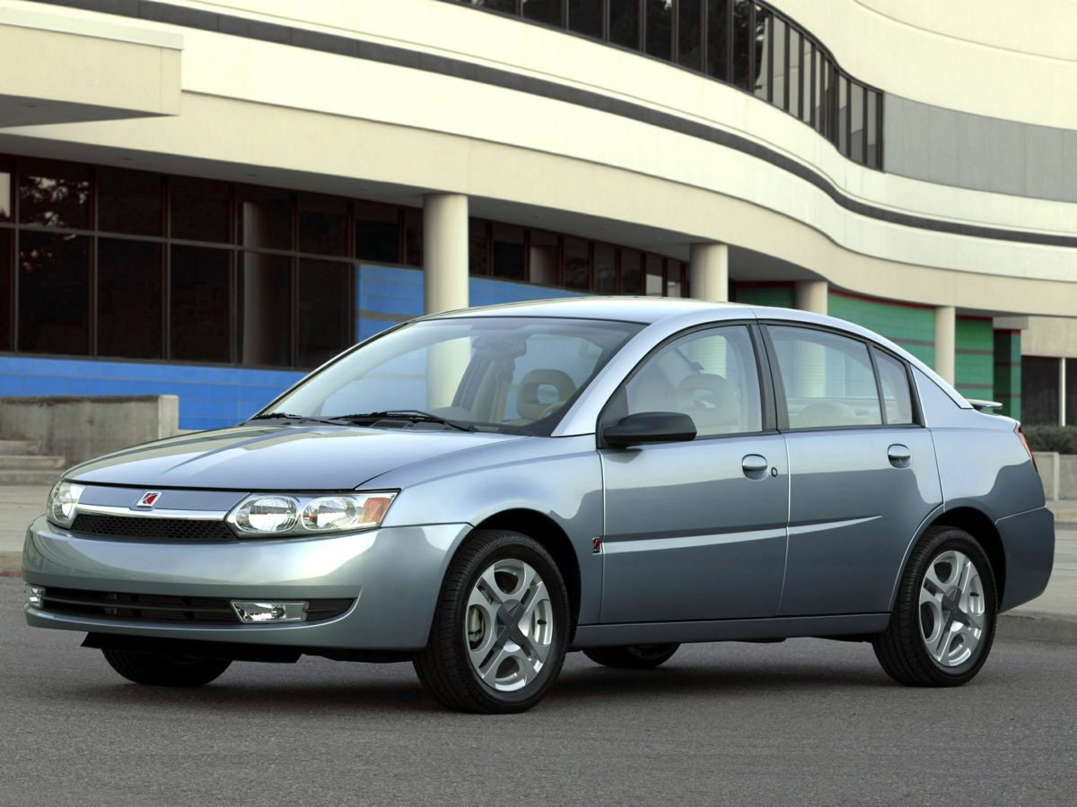 Pre-Owned 2003 Saturn ION 2