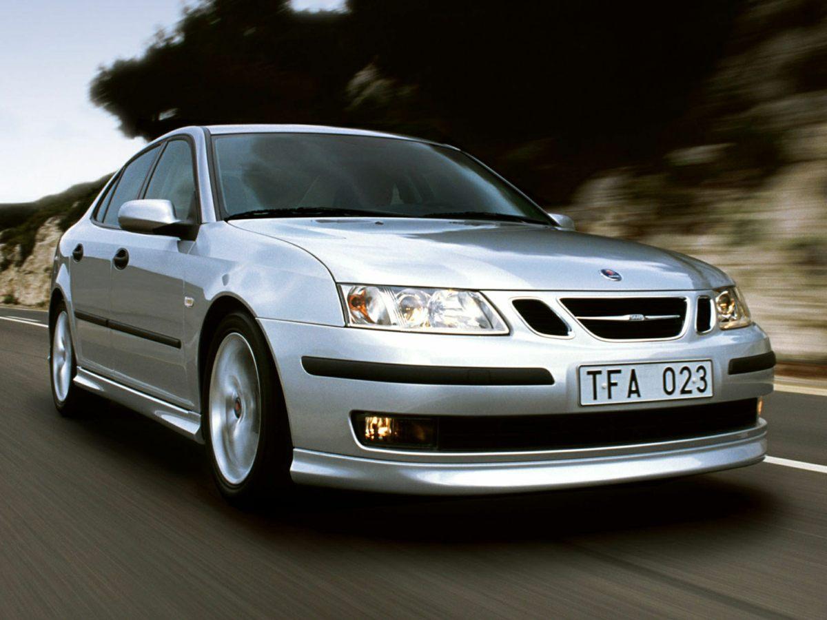 2003 Saab 9-3 Vector 17 x 70 Alloy WheelsSport Leather Seat TrimPremium AMFM Stereo wIn-Das
