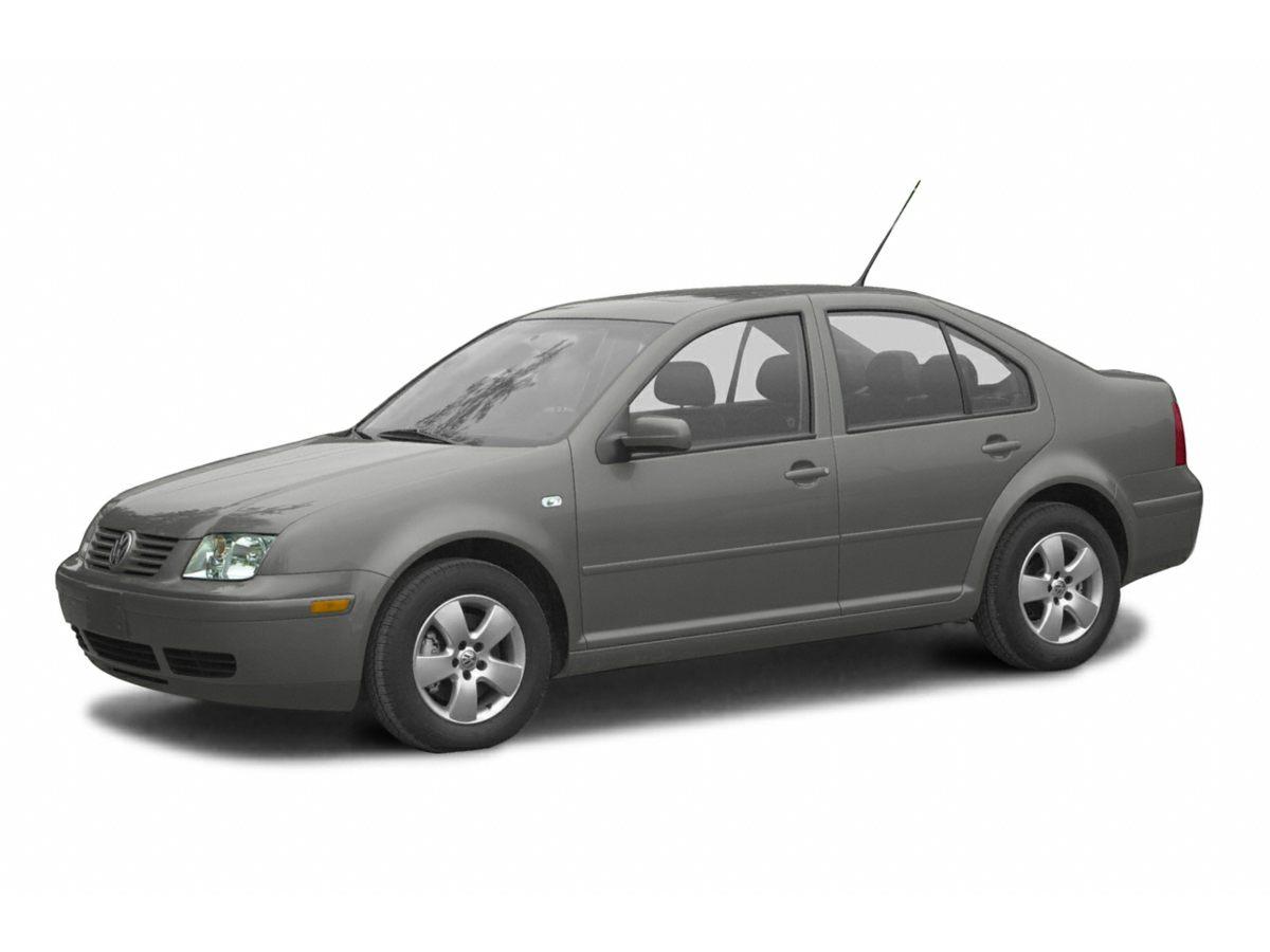 2003 Volkswagen Jetta GL 6J x 15 Steel Wheels wFull Wheel CoverFully Reclining Front Bucket Seat