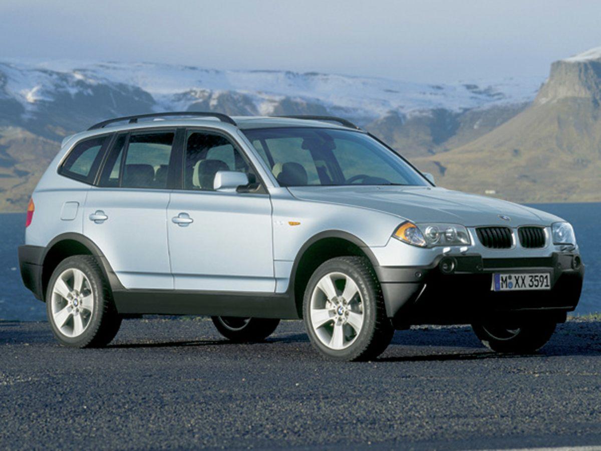 Used-2004-BMW-X3
