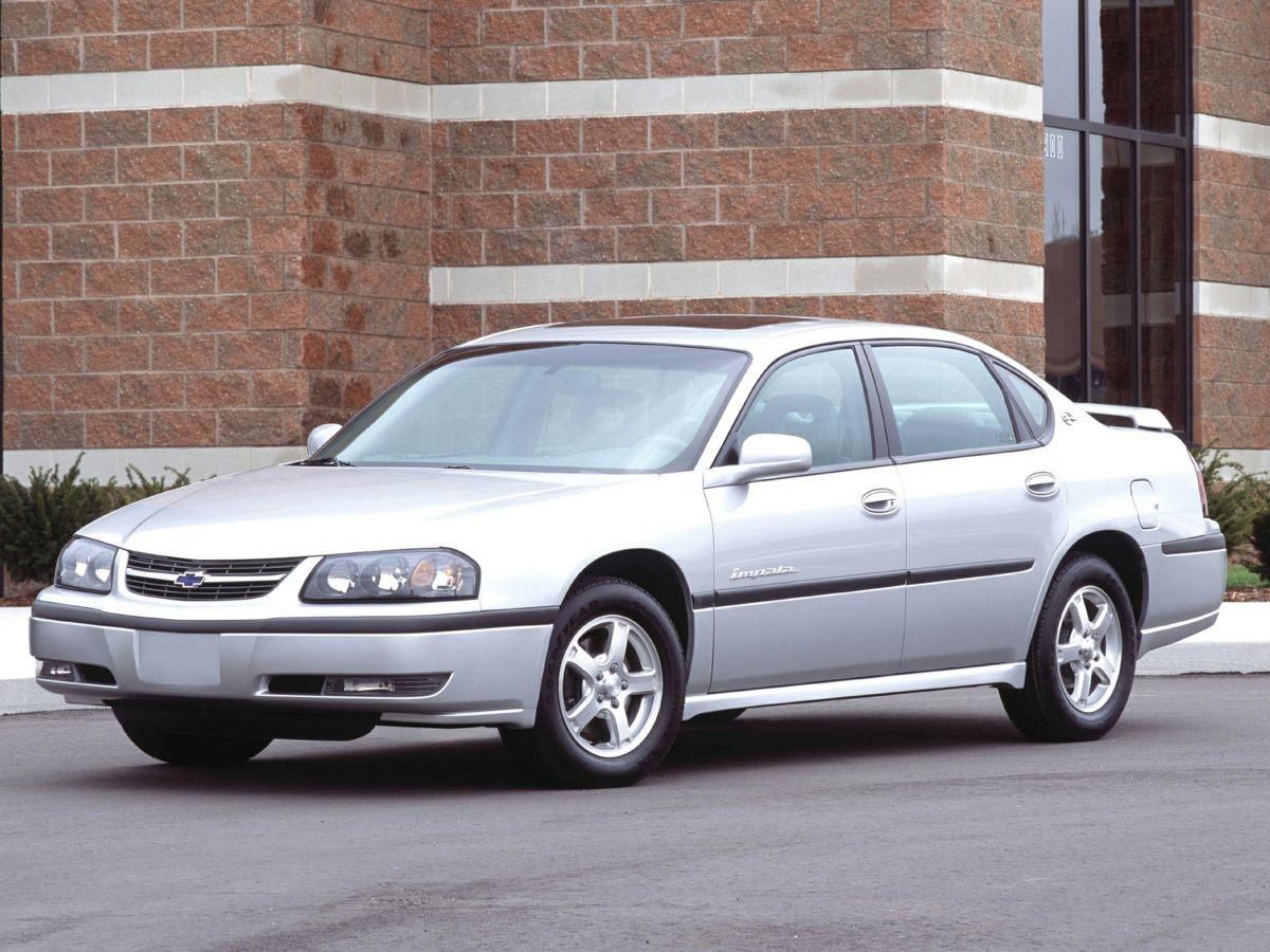 2004 Chevrolet Impala Base Red 16 Steel Wheels wDeluxe Bolt-On CoversCloth Seat TrimETR AMFM