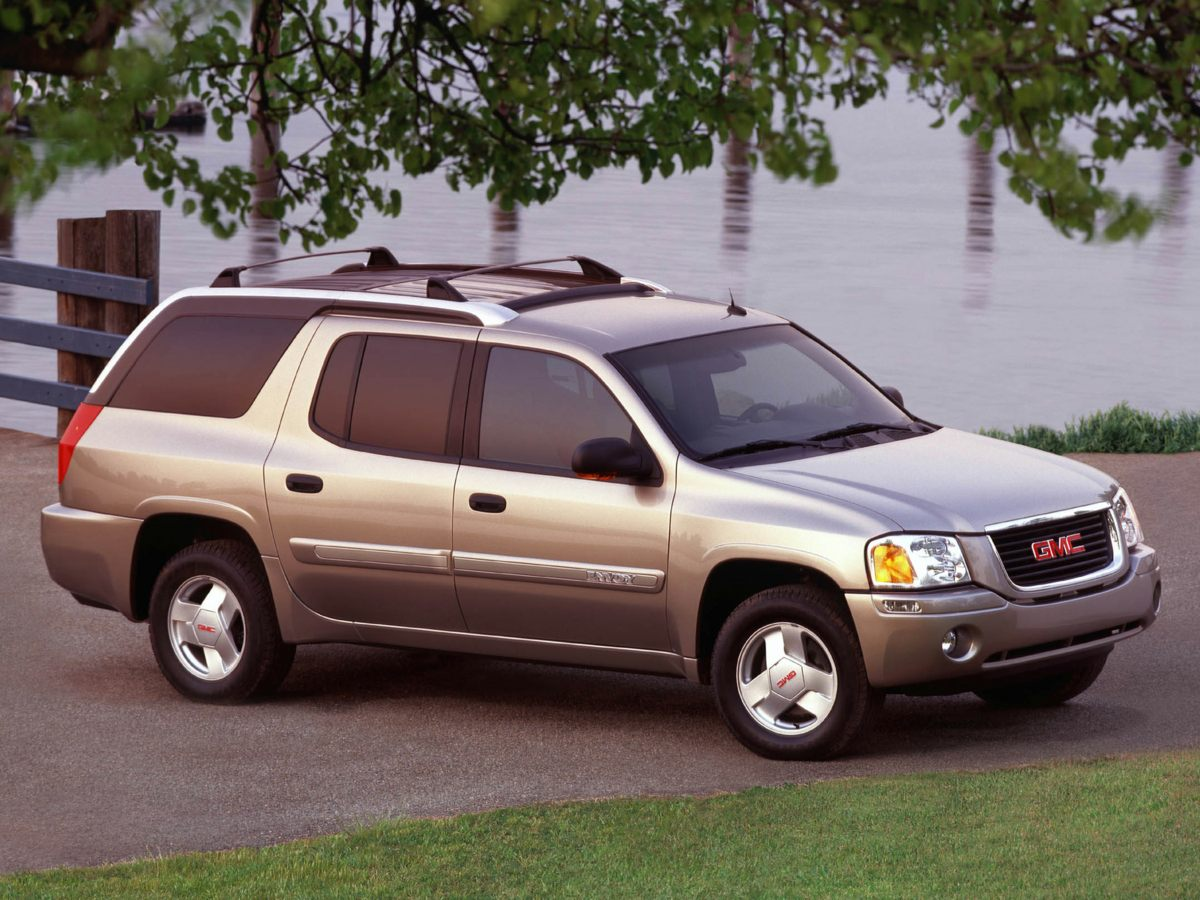 2004 GMC Envoy XUV A great deal in Temple My My My What a deal Be sure to take advantage of