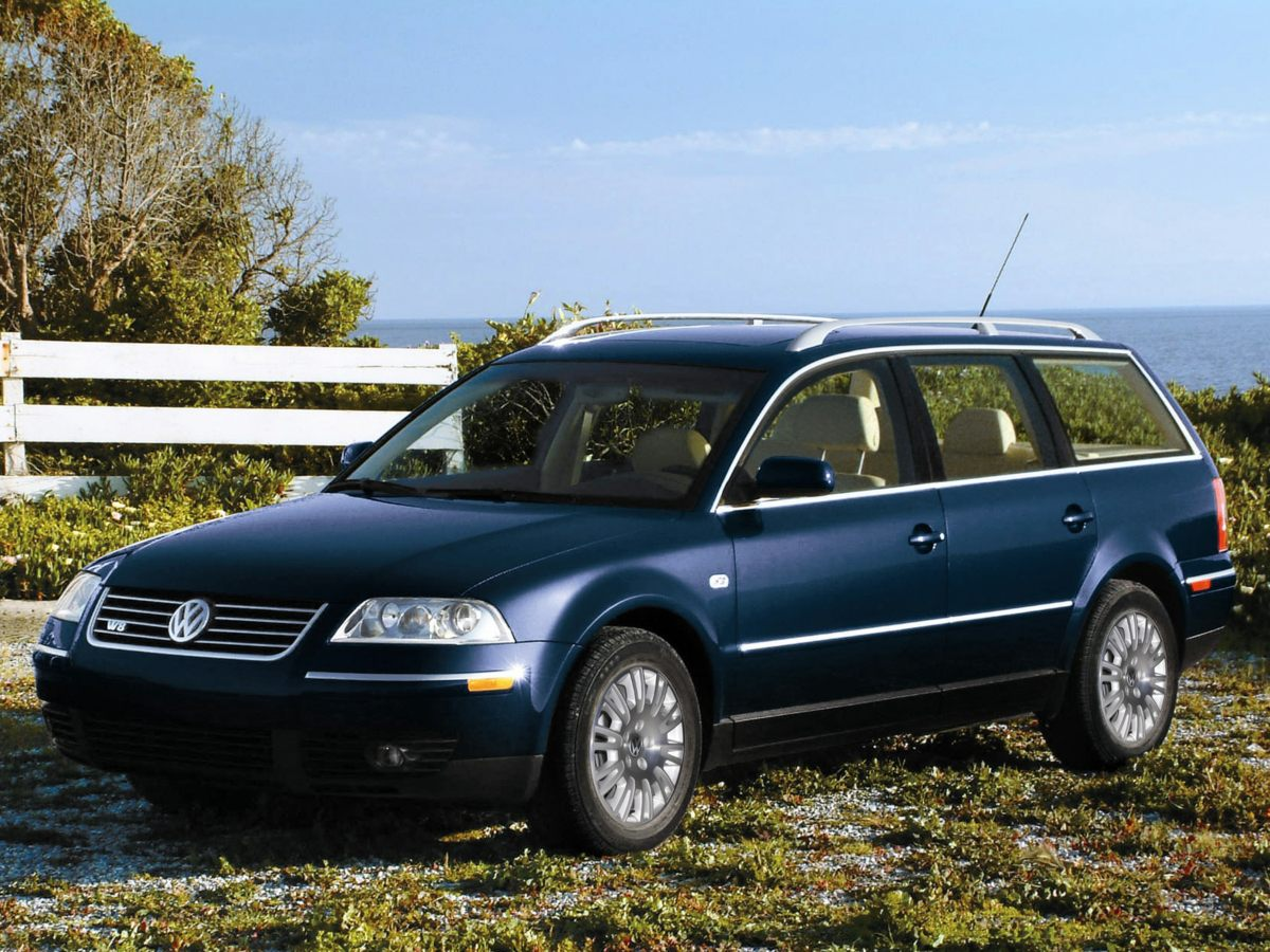 2004 Volkswagen Passat GLX White Newly Detailed 80 Point Inspection 1 OWNER AND CLEAN CARFAX