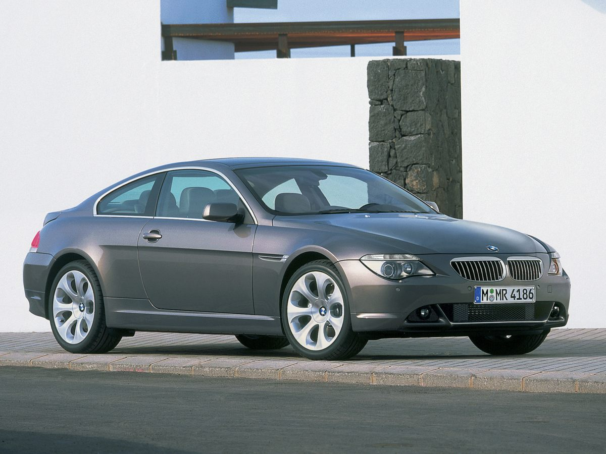 Used 2005 BMW 6 Series