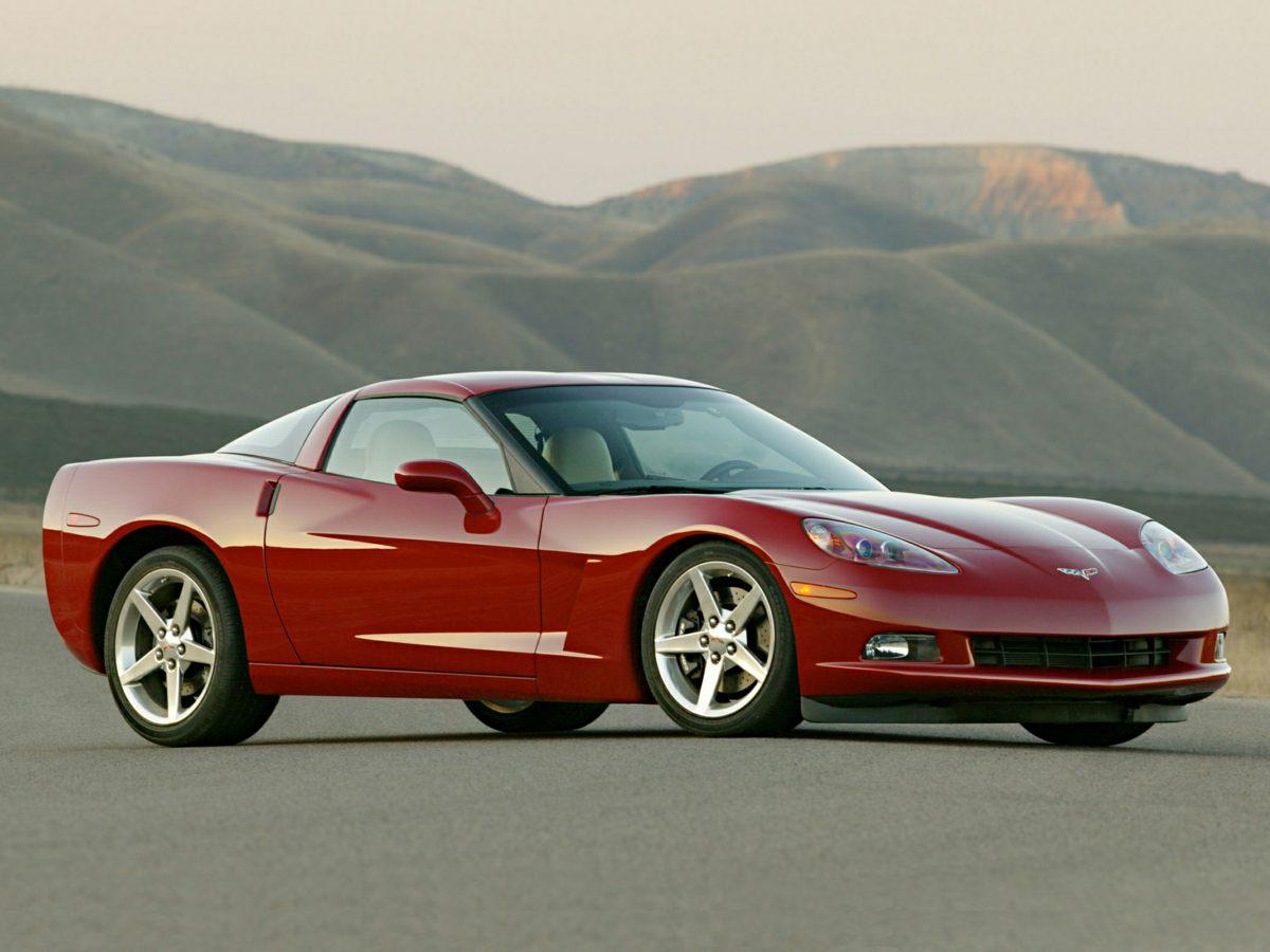 2005 Chevrolet Corvette Base ()