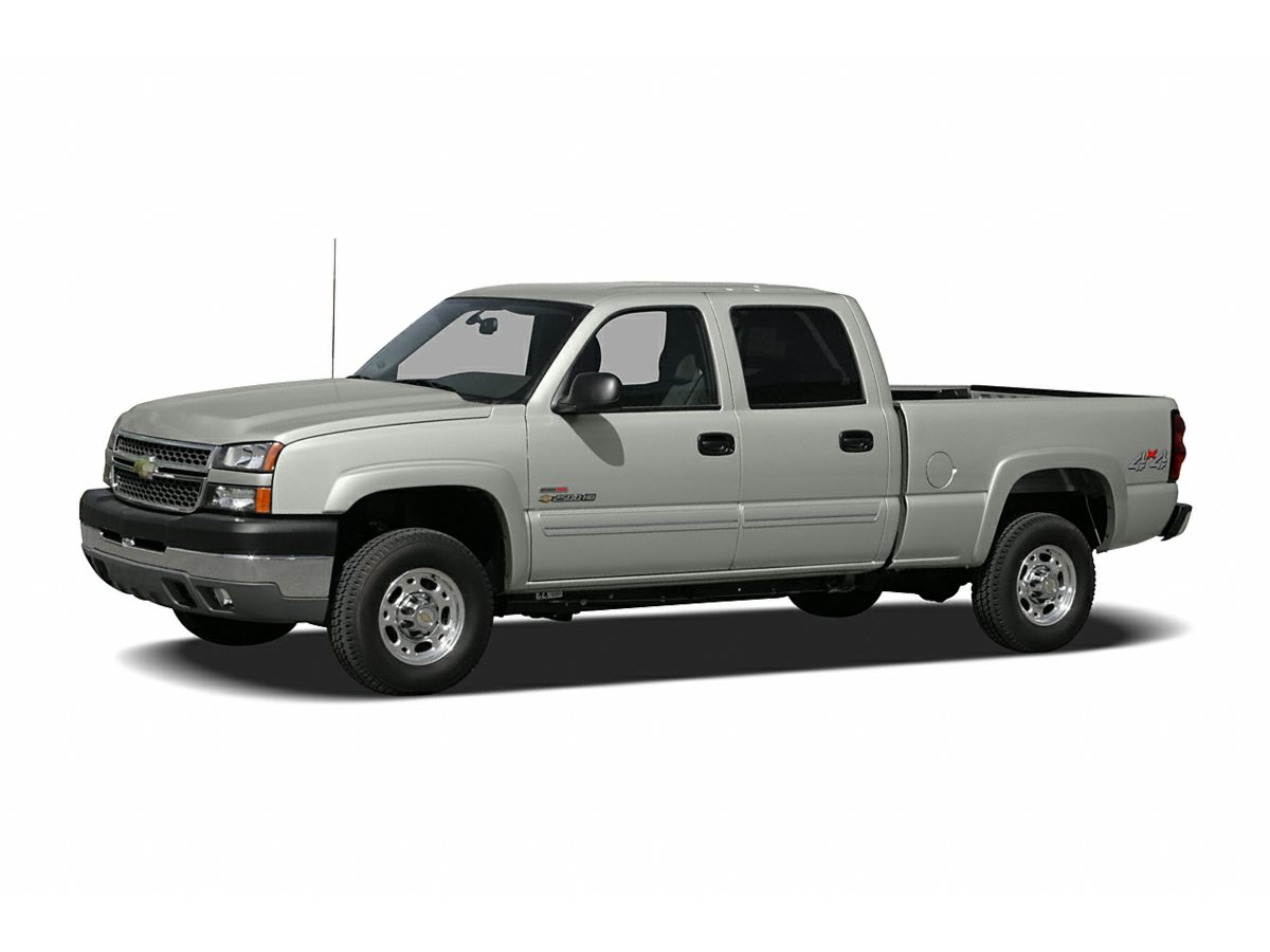 Used 2005 Chevrolet Silverado 2500HD