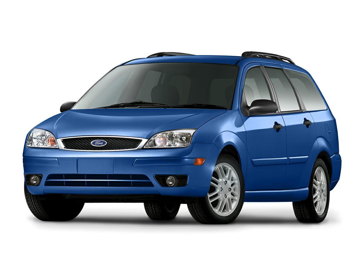 2005 Ford Focus ZXW Cloth Low-Back Bucket SeatsFront reading lightsIlluminated entryMP3 decoder