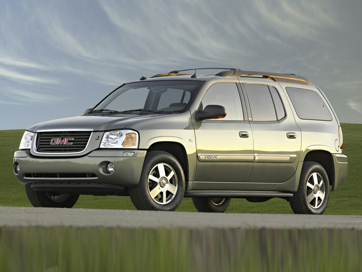 2005 GMC Envoy XL Gray Recent Arrival New Price Priced below KBB Fair Purchase Price 2005 GMC