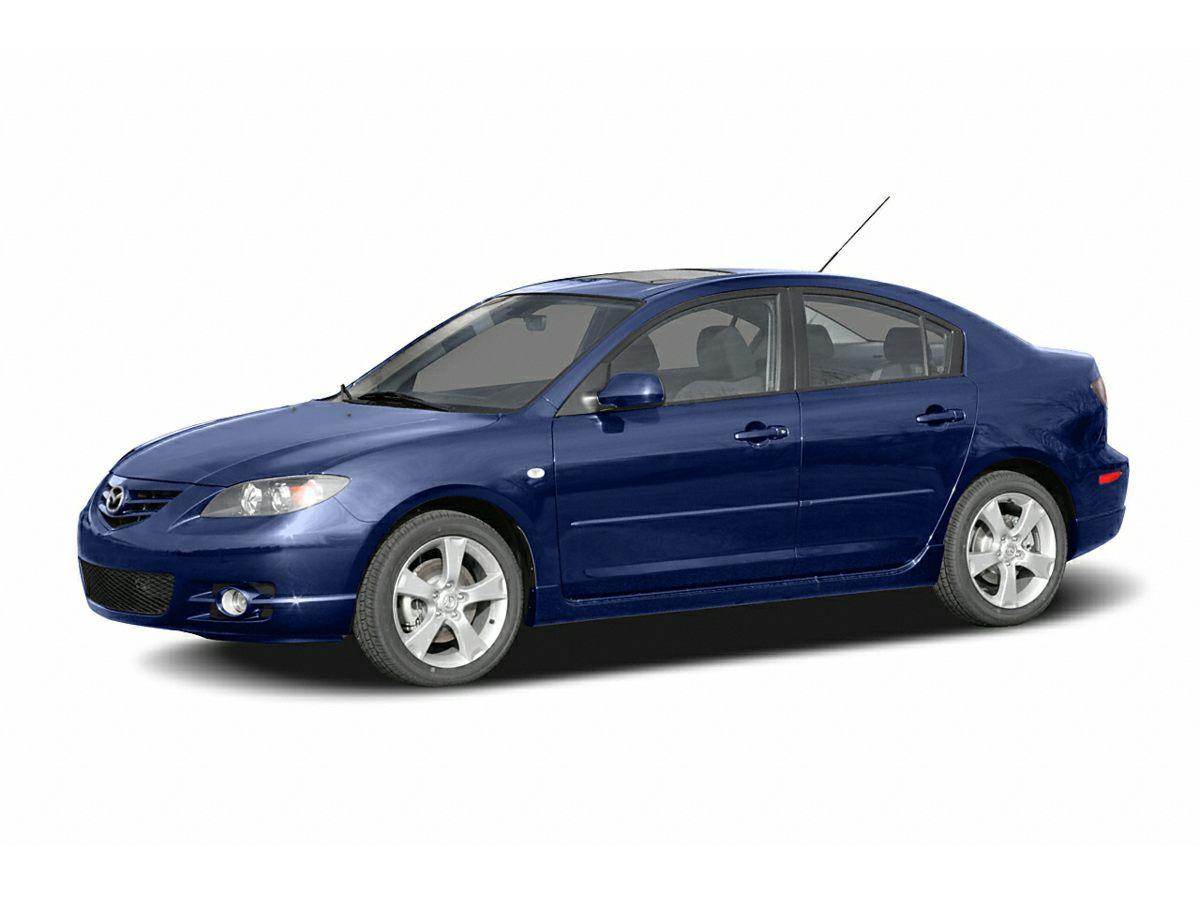 2005 Mazda Mazda3 s 4D Sedan