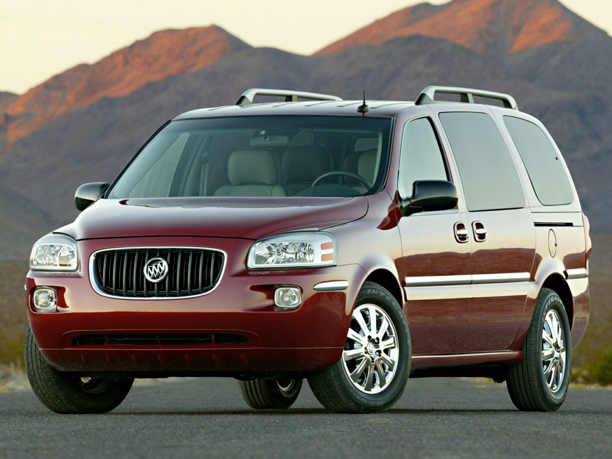 2006 Buick Terraza CXL 329 Axle Ratio7-Passenger Seat ConfigurationLeather-Appointed Seating Su