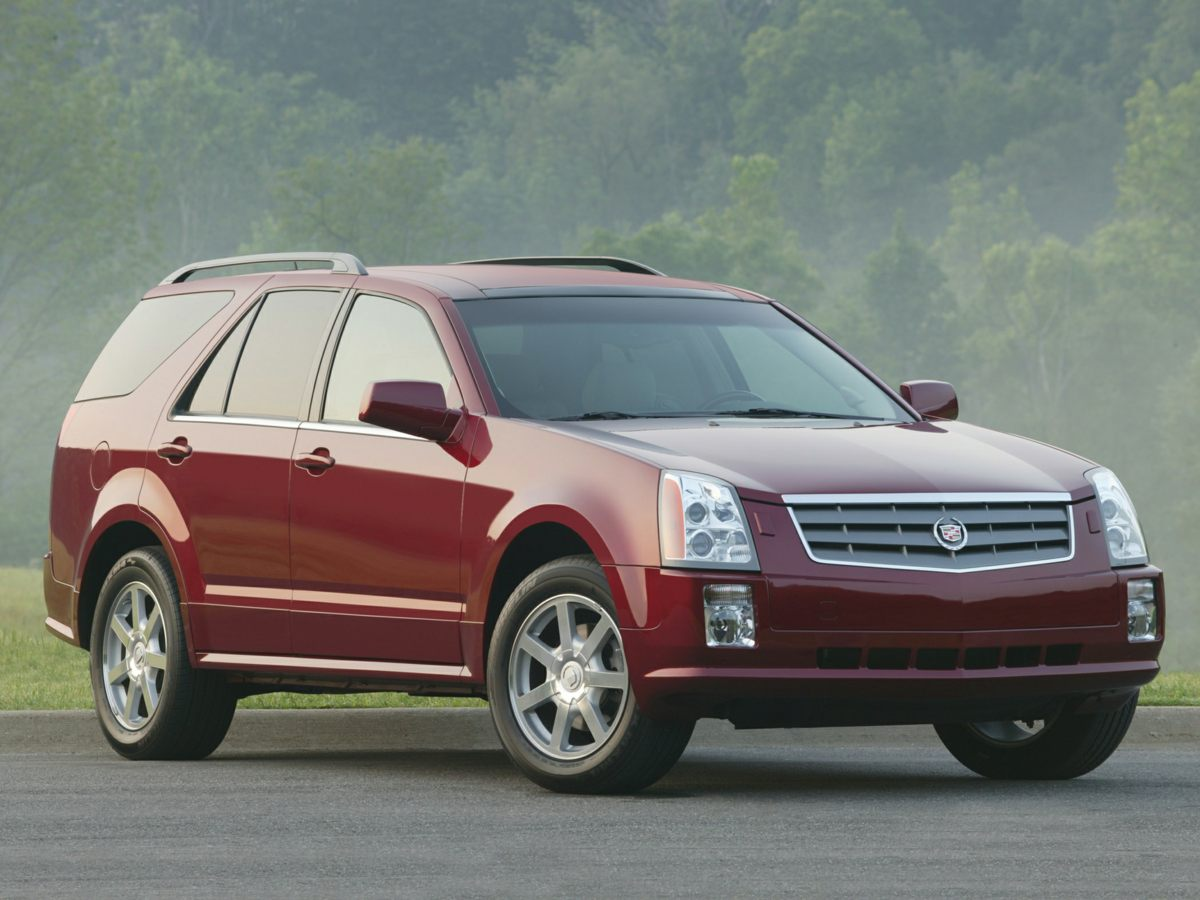 2006 Cadillac SRX V6 7 SpeakersAMFM radio XMCD playerRadio data systemAir ConditioningAutom