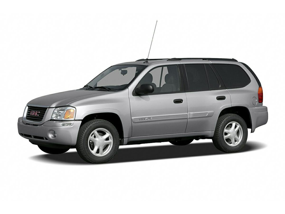 2006 GMC Envoy SLE Gray 4WD and Electric Tilt-Sliding Power Sunroof Wow Where do I start Succe