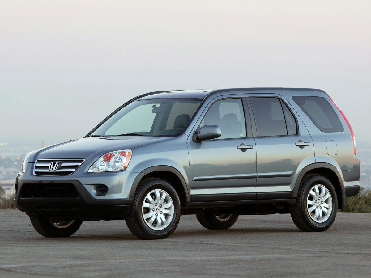 Used Honda CR-V EX